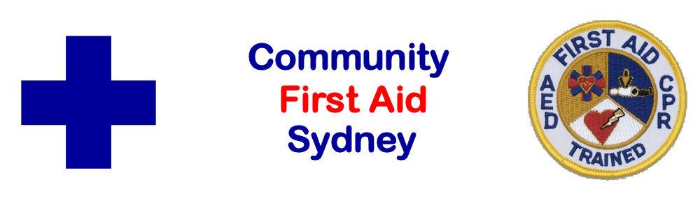 Community First Aid Sydney